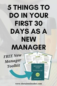 If you're a new manager, this is a MUST READ! This lays out how to be a manager and what to do as a new manager. #leadership