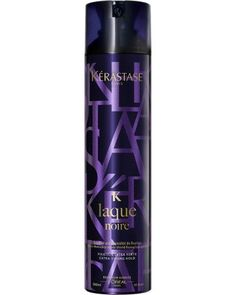Couture Styling Laque Noire Anti-Humidity Super Shield Hairspray 10 oz fe52ce79c9f