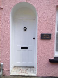 Holly Cottage. Tenby. South Wales.