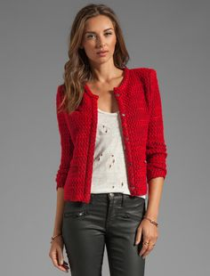 Iro - Refilia tweed jacket