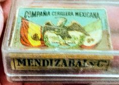 Early 1900's from Mexico Fosfosros oping up in centre Like book Beautiful Colourful Art