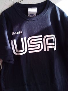 2008 Torino Winter Olympics Tee Shirt Mens size Medium       USA on front    Torino Logo on back     Take a Look!!