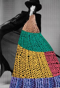 Elena Toscano | Knitwear Illustration