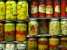 Pickle - domácí kvašená zelenina