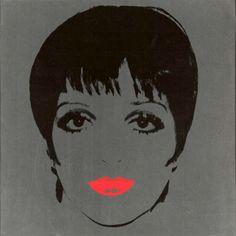 Andy Warhol, Liza Minelli