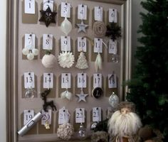 7. Framed Ornaments