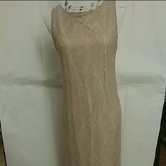 I just added this to my closet on Poshmark: Another Thyme VINTAGE champagne gold flapper dress. Price: $25 Size: See Description