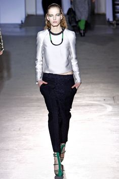 3.1 Phillip Lim Fall 2011 Ready-to-Wear Fashion Show - Marique Schimmel