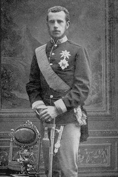 """Rudolf """"Crown Prince Rudolf"""" Habsburg (1858 - 1889) - Find A Grave Photos"""