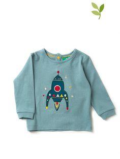 limango - Little Green Radicals    Sweatshirt in Hellblau  Little Green Radicals