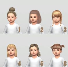 WAEKEY • Do you know any good cc for toddlers?