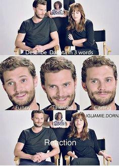 Jamie and Dakota #fiftyshades