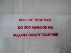 Keep me together