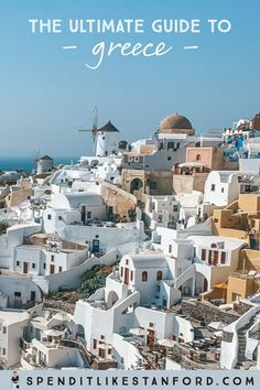 The ultimate guide to visiting Greece | santorini greece | oia | mykonos greece | athens greece | greece travel guide | where to eat in mykonos | mykonos little venice | mkyonos beach clubs | greece pictures | what to wear in greece | greece packing guide | santorini beaches | santorini hike | santorini activities | mykonos activities | plaka athens | santorini sunset | beautiful places | best vacations | honeymoon ideas | honeymoon destinations European Travel Tips, European Vacation, Europe Travel Guide, Europe Destinations, Travel Guides, Greece Travel, Best Vacations, Travel Pictures, Travel Usa