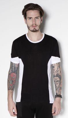 Black and White - 100% VISCOSE - Made in Brasil