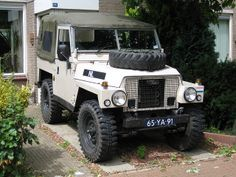 landrover lightweight - Google Search