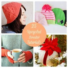 Babble has a fab round up of cozy tutes for those last minute gift makes! Got a groovy refashion to share? How about a funky upcycled accessory or decor tutorial? An amazing thrifted outfit? Click …