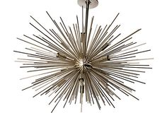 Whoa, this could be really cool in the right room. --Zanadoo Chandelier on OneKingsLane.com