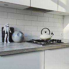 Star Wars in the kitchen