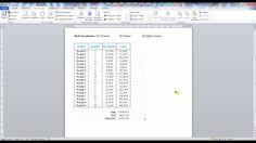 Tutoriel vidéo pour apprendre à insérer un fichier Excel dans un document Word. Comment mettre à jour automatiquement un tableau provenant d'Excel ? Comment rompre la liaison entre les deux fichiers ? Comment créer un tableau Excel dans Word ? Comment empêcher la mise à jour du document Excel dans Word ?  Pour lire ce tutoriel en version texte, rendez-vous sur Votre Assistante : http://www.votreassistante.net/inserer-tableau-excel-dans-document-word