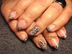 Panter print ! Bio Sculpture