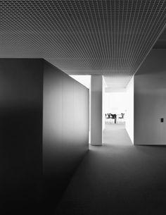 Tonickx Offices by Vincent Van Duysen Architects in Kortrijk, Belgium. (Photo by Koen Van Damme).