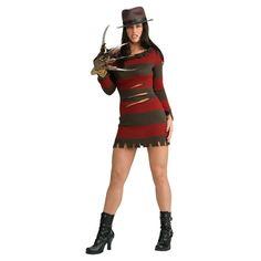 Ms. Krueger Naughty Nightmare costume $46.99