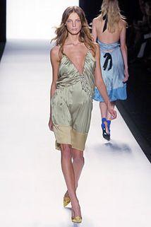 Chloe Spring 2005 #Chloe #Runway #Fashion