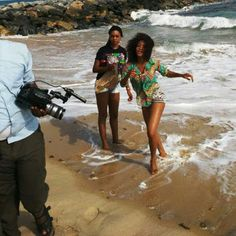 Nunnsi Ojong and Celina Ideh Elegushi Beach in Lekki, Lagos, on Friday, May Documentary Filmmaking, Netflix Documentaries, Still Photography, Documentary Photography, Travel And Tourism, Videos Funny, Cinematography, History, Celebrities