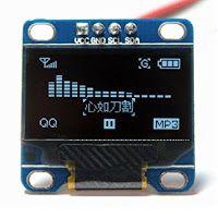 Daniele Alberti, Arduino 's blog: ESP8266 e display oled