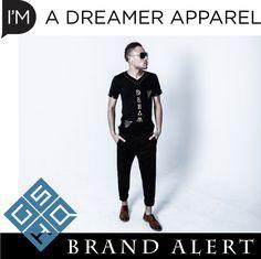The latest brand alert features I'm A Dreamer Apparel http://www.geekshirtshq.com/geek-tshirts/im-a-dreamer-apparel