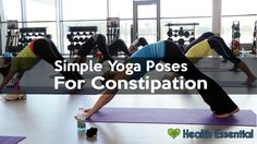 Getting rid of constipation with simple yoga poses. Check out here => http://healthessential.net/yoga-poses-constipation/ #yoga #fitness