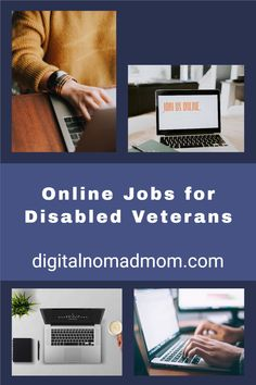 These 17 legitimate online jobs for vets are the perfect way for disabled vets to work from home. Veterans commonly find themselves interested in online jobs thanks to the flexibility online jobs provide, which is in stark contrast to the military.