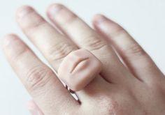 Miniature body part jewellery by Percy Lau - Fashion - Stylist Magazine