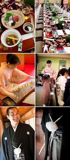 Japanese Oh  #Theme wedding