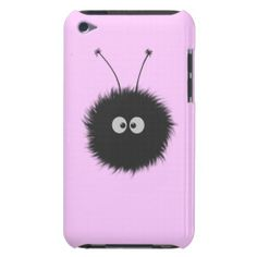 Dazzled Bug Purple iPod Touch case