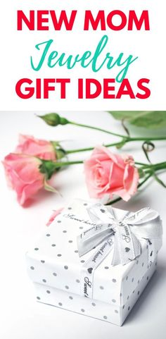 New moms will love and cherish these jewelry gifts! New moms will love and cherish these jewelry gifts! Unique Gifts For Mom, Cool Gifts For Women, Gifts For New Moms, Holiday Gift Guide, Holiday Gifts, Christmas Gifts, Mom Jewelry, Jewelry Gifts, Presents For Mom