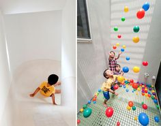 Best Playgrounds: Nakameguro Playground House Architecture, Japan