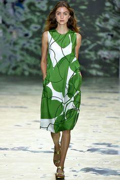 A Sea of Green | Naples, Florida Inspired Fashion