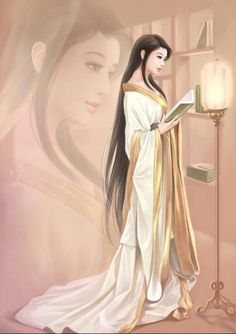 (Chinese Hairstyle 178)    My hair used to be that long.....