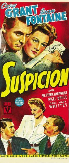 Suspicion (Alfred Hitchcock, 1941)