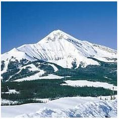 Lone peak, Big sky montana- I would love love love to ski here Montana Song, Big Sky Montana, Vacation Destinations, Vacation Spots, Vacations, Moonlight Basin, Mountains At Night, Places Worth Visiting, Single Travel