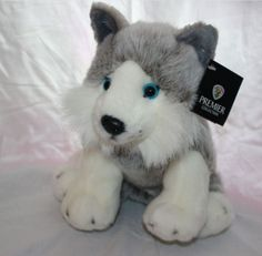 Arctic Fox Soft Toy - The sanctuary is a charity and as such relies entirely on donations. All money raised from the sale of these items - http://www.ebay.co.uk/itm/Arctic-Fox-Soft-Toy-/150934056447?pt=UK_Soft_Toys_Bears=item23245eedff