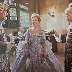 slipper and the rose - Fairy Godmother Cinderella Musical, Young Movie, Rose Costume, Plus Tv, Fashion Tv, Fashion History, Princess Aesthetic, Fairy Godmother, Rose Dress