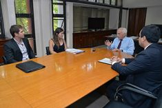 López Arias solicitó que se profundice el trabajo con jóvenes en conflicto con la ley penal: El titular del Ministerio de Gobierno se…
