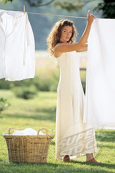 Yes... this is how I look when I hang out Laundry...