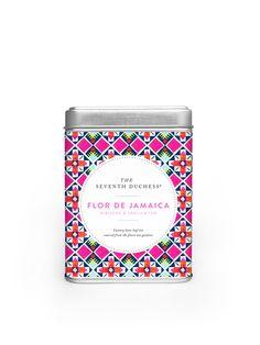Flor de Jamaica - Hibiscus Vanilla Tisane by The Seventh Duchess