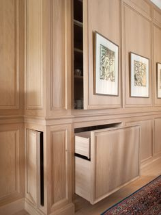 Home Hidden Storage Cabinetry Shelf Wall Panelling Furniture Room Hidden Shelf, Built In Storage, Hidden Cabinet, Hidden Gun, Hidden Doors, Hidden Spaces, Hidden Rooms In Houses, Small Spaces, Secret Rooms
