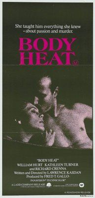 Body Heat (1981) movie #poster, #tshirt, #mousepad, #movieposters2