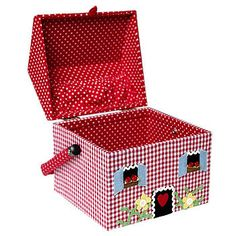 Town House Sewing Box